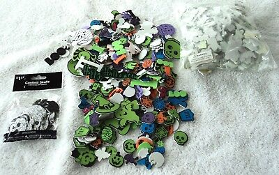 HALLOWEEN Foam Shapes Kids Crafts Scrapbooking  Classroom Daycare](Halloween Craft Classroom)