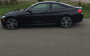 2015 BMW 435 xi Coupe (2 door)