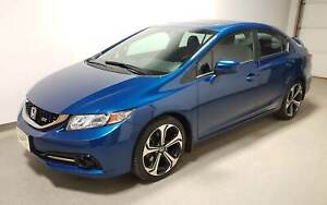 2015 Honda Civic Si|Certified|Low Kms|Htd Seats|Camera|Rmt Start