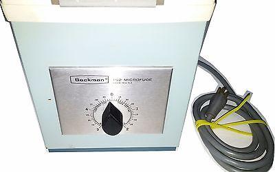 Beckman 152 Microfuge - Laboratory Centrifuge