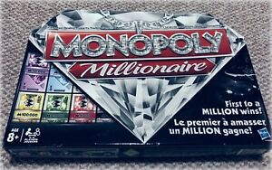 Monopoly Millionaire - Version: First to a Million Wins!