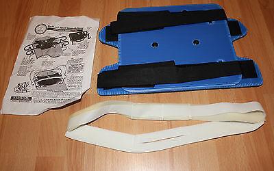 HedLoc Kopffixierung Kopfstütze für Spineboard etc Head Immobilizer DARCO