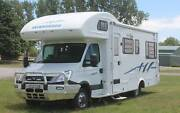 2011 Winnebago Esperance Motorhome Murrumbateman Yass Valley Preview