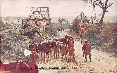 POSTCARD  MILITARY  WWI  DAILY  MAIL  Series   No  18