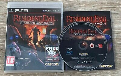 Resident Evil : Operation Raccoon City COMPLET (PS3)