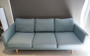 Freedom Studio 3 seater neptune couch Mosman Mosman Area Preview