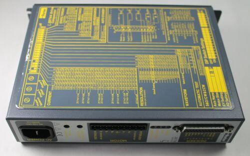 Parker ZETA4 Compumotor Microstepping Motor Drive Indexer Controller 120VAC