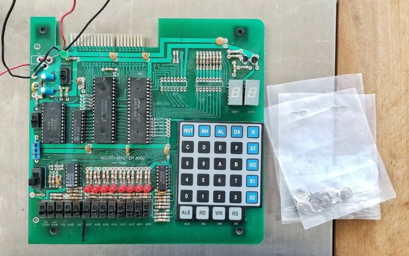 Micro-Master MM-8000 Kit