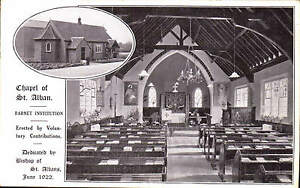 Barnet-Chapel-of-St-Alban-Dedicated-by-the-Bishop-of-St-Albans-1922