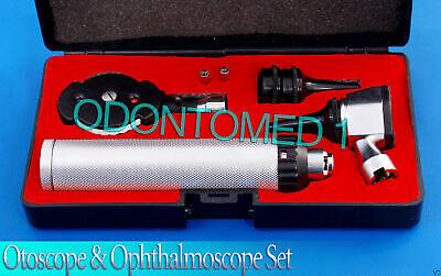 Veterinary Otoscope Opthammoscope Diagnostic Set