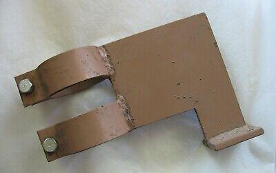 1 Steel Bracket For 2-14 O.d. Tube Pipe Rod Custom Made Utility Mount