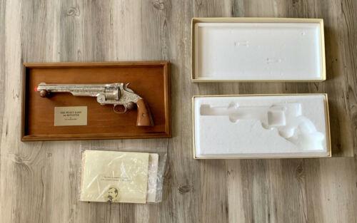 Franklin Mint Wyatt Earp .44 Revolver Replica