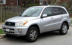 Wanted: Toyota RAV4 between the years of 2001 - 2005