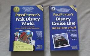 PassPorter's Walt Disney World + PassPorter's Disney Cruise Line