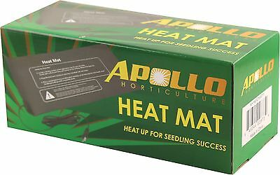 "Apollo Horticulture 10""x20"" Seedling Heat Mat for ..."