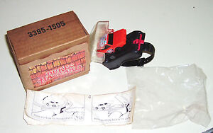 Vintage 1979 Dukes of Hazzard Wind Up General Lee Wrist Racer by Knickerbocker