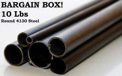 Bargain Box 4130 Round Steel Tubing 10 Lbs