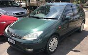2002 FORD FOCUS 5 DOOR AUTOMATIC 175.000 Klms HATCH with RWC Glen Waverley Monash Area Preview