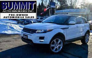 2015 Land Rover Range Rover Evoque Pure Plus | NAVI | ROOF | CAM
