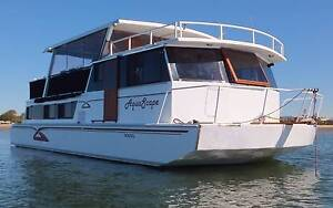 HOUSEBOAT/HOME CRUISER Hope Island Gold Coast North Preview