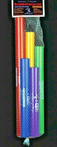 BOOMWHACKERS CHROMATIC SET OF 5 (NEW)