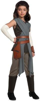 The Last Jedi Rey Child Girls Costume Star Wars Movie Character Fancy Dress - Movie Star Costume For Girls