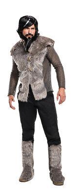 Zoolander Costume (Mens Derek Zoolander Fur Coat)