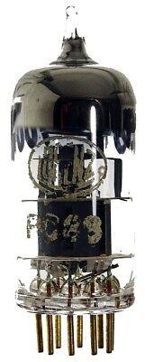 GEPRÜFT: PC86 goldpin Radioröhre, Hersteller Lorenz. ID16811