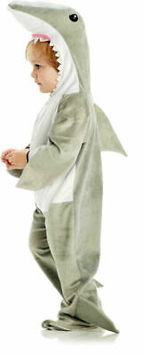 TODDLER SHARK COSTUME SIZE MEDIUM 18-24 Months - Shark Toddler Costume