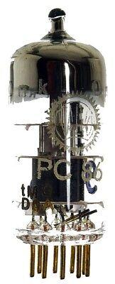 GEPRÜFT: PC86 goldpin Radioröhre, Hersteller Valvo. ID16814