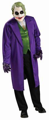 Rub - Batman Herren Kostüm The Joker Karneval (Kostüm Joker)