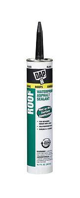 (Dap 18268 10.1 oz. Roof Waterproof Asphalt Filler and Sealant, Black)