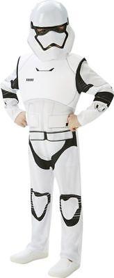 Rub - Star Wars 7 Teens Kostüm Stormtrooper Deluxe