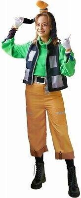 Disney Goofy costume ladies 155cm-165cm RUBIE'S Tops 51cm Best 44cm Pants 82cm