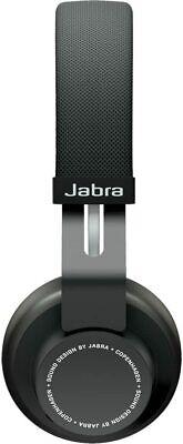 Jabra Wireless Bluetooth On-Ear Headphones - Black