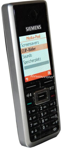 Siemens Gigaset SL2 Professional Mobilteil Handteil Handset SL560 SL550 wie neu,