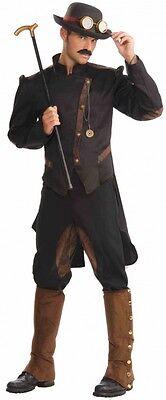Herren Kostüm Steampunk Gentleman Gr. M Burning Man - Steampunk Gentleman Kostüm
