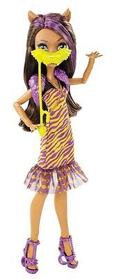 Monster High Welcome to Monster High Clawdeen Wolf Doll - The Argos Shop on ebay