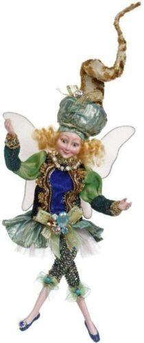 "Mark Roberts ""Peacock Jewels"" Fairy Small 10""  51-05804  NIB"
