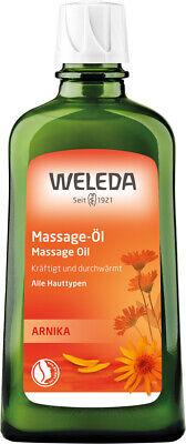 Bio Arnika-Massageöl (1 x 200 ml)