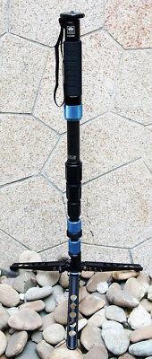 Sirui P-324S 68 4-Section Carbon Fiber Monopod & Case