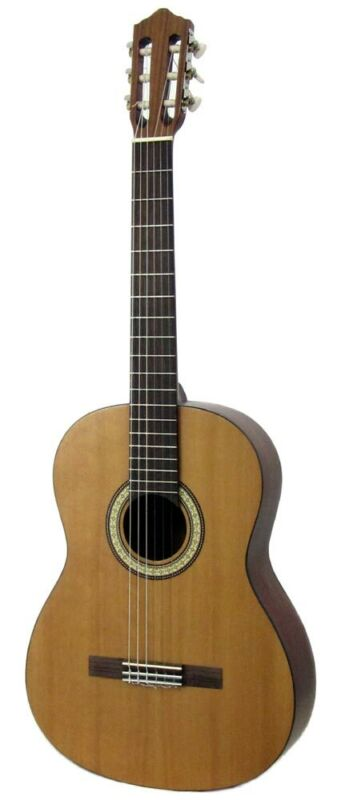 Ashbury AGC-304 4/4 FULL SIZE CLASSICAL GUITAR. Spruce Top. From Hobgoblin Music