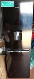 Hisense RB381N4WB1 Fridge Freezer with Water Dispenser-RRP £330