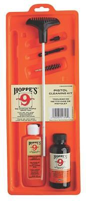 Hoppe's Gun Cleaning Kit with Aluminum Rod for .44/.45 Caliber Pistol PCO45B
