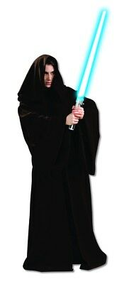 Star Wars Super Deluxe Jedi Robe Adult Mens Costume, 888741, Rubies](Deluxe Jedi Costume)