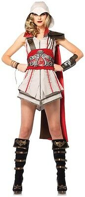 Assassins Creed Ezio Girl Adult Womens Costume - Assassins Creed Costume Womens
