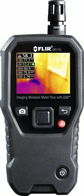 Flir Mr176 Thermal Imaging Moisture Meter Plus With Igmtemperature And Humidity