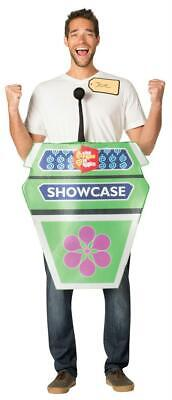 ADULT RETRO PRICE IS RIGHT GAME SHOW SHOWCASE SHOWDOWN HALLOWEEN COSTUME GC3836