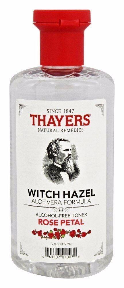 Thayers WITCH HAZEL w/ Aloe Vera Alcohol-Free Toner Skin