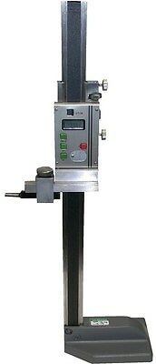 12 300mm English Metric .0005 Electronic Digital Height Gage Calibrated